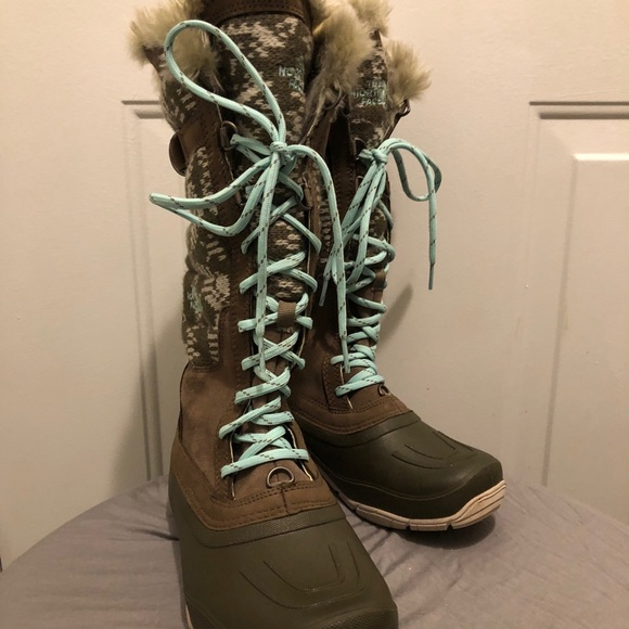 7246baf26 The North Face Women's Winter Boots| Size 7 | EUC